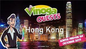 Vinoga-Hongkong